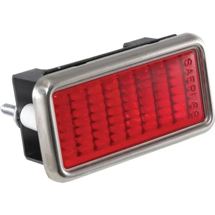 Metall mit LED-Licht und Deckel Auto Aschenbecher f/ür Getr/änkehalter geruchlos und rauchfrei LCRAKON Auto Aschenbecher f/ür Chevrolet Corvette C6 C5 C7 C4 C3 mit Logo