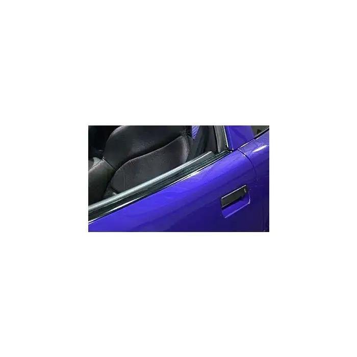 1984 1996 Corvette Door Panel Outer Window Seal Left Eckler S Corvette