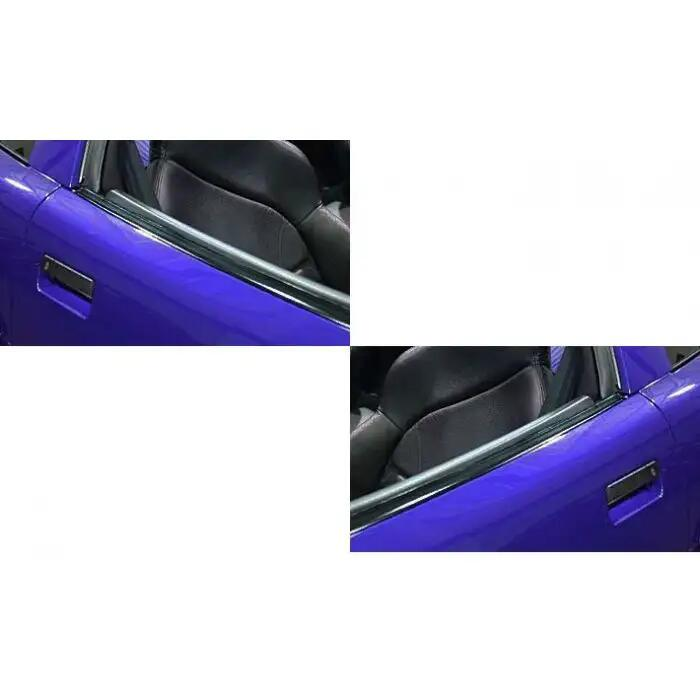 1984 1996 Corvette Door Panel Outer Window Seals Eckler S Corvette