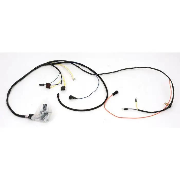 wrap electrical wiring harness chevelle engine wiring harness  big block  for cars with warning  chevelle engine wiring harness  big