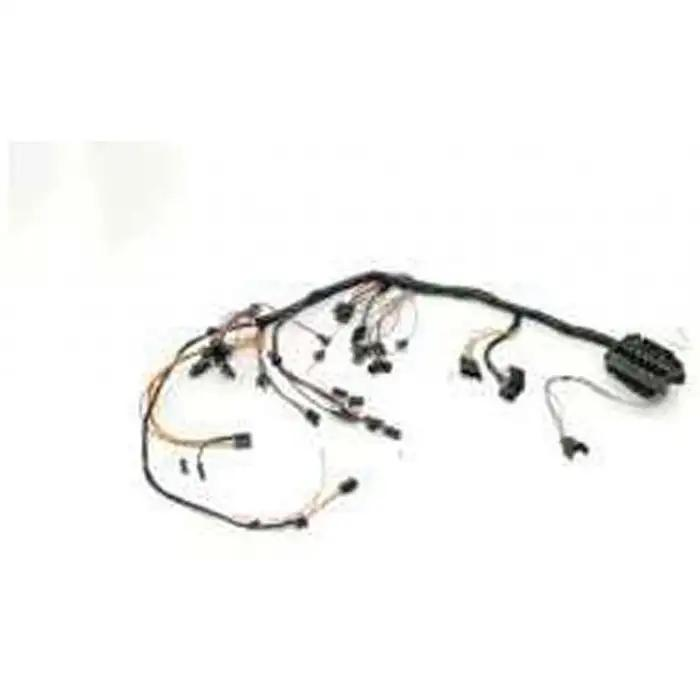 wrap electrical wiring harness chevelle dash wiring harness  main  for cars with factory gauges  chevelle dash wiring harness  main  for
