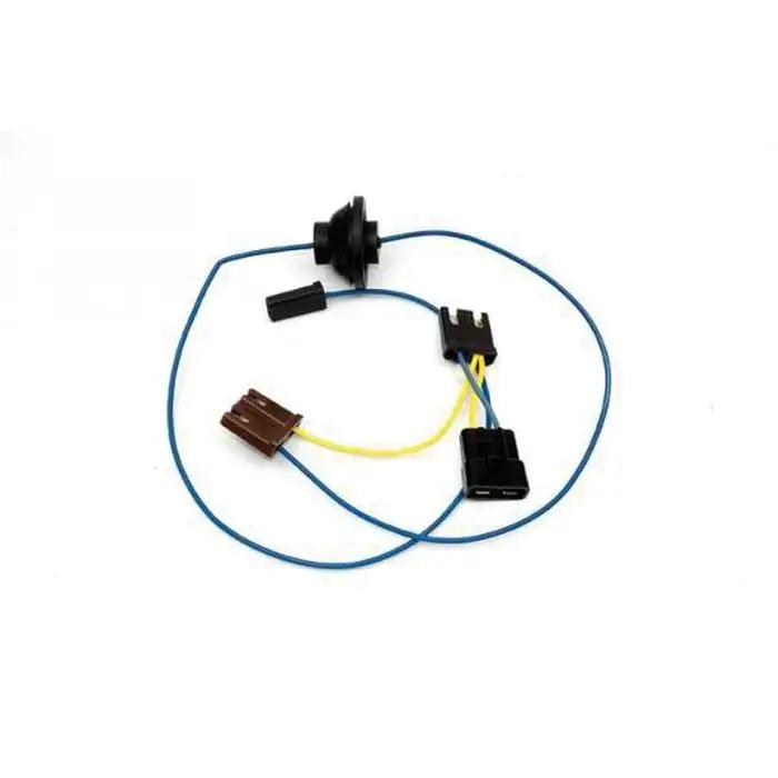 chevelle windshield wiper motor wiring harness, single-speed, with washer,  1965  ecklers