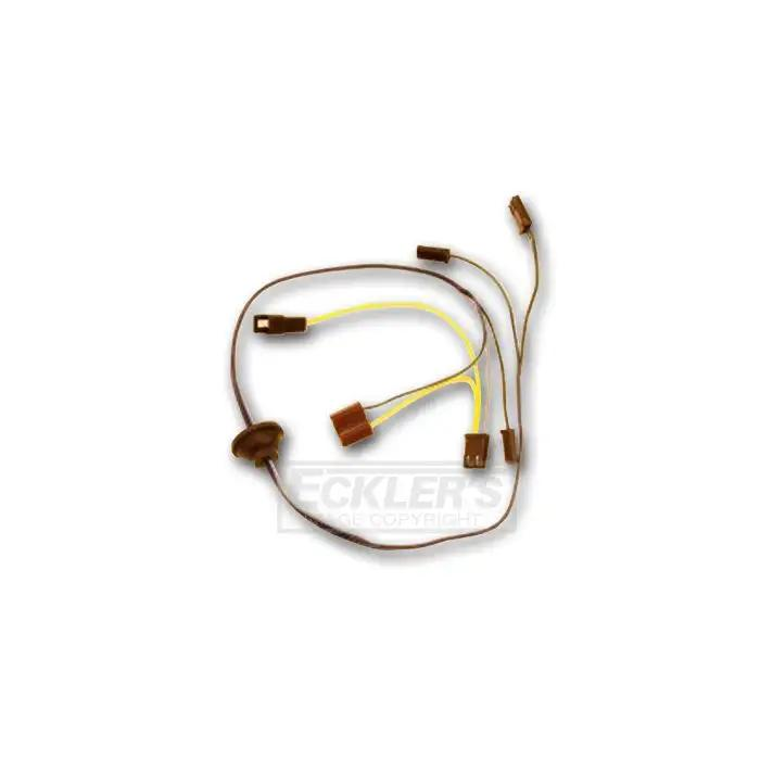 [SCHEMATICS_48IU]  Chevelle Windshield Wiper Motor Wiring Harness, 2 Speed, With Washer, 1966 | 1966 Chevelle Windshield Wiper Washer Wiring Diagram |  | Ecklers