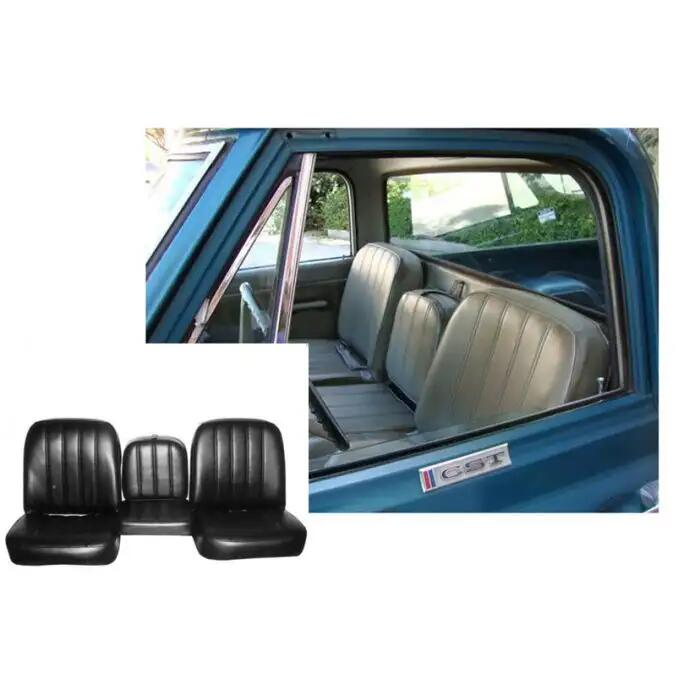 Seat Covers For Trucks >> Chevy Or Gmc Truck Bucket Seat Covers Cst Or Super Custom With Armrest Cover Best Quality 1967 1968