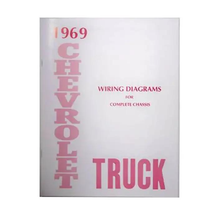 wiring diagram for your chevy truck chevy truck wiring diagram  1969  chevy truck wiring diagram  1969