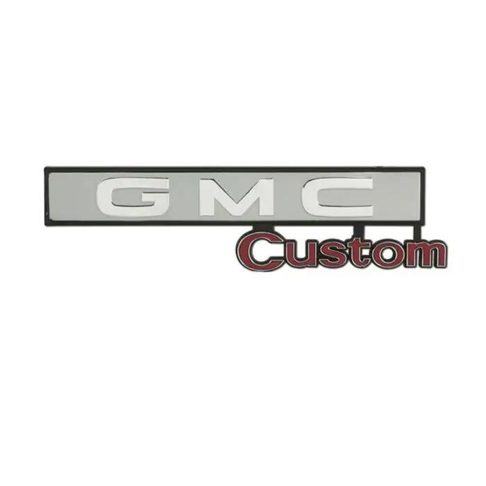 """1969-1972 Cutlass /"""" 442 /"""" Front Fender Emblem Plate NEW"""