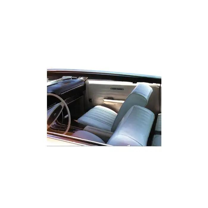 Super Saver Interior Kit 2 Galaxie 500 Convertible With Bench Seat 1963