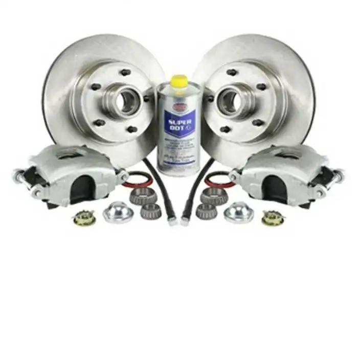 Complete Rear Brake Drum Hardware Kit for Chevy El Camino 1976-1977 ALL