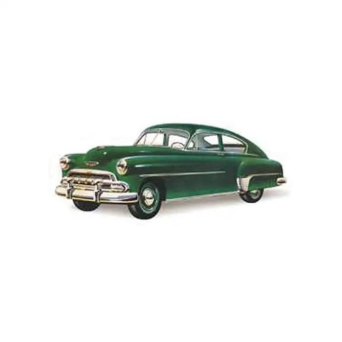 59 Ford Fairlane 4 Door Sedan Original Green Tint Front Door Glass