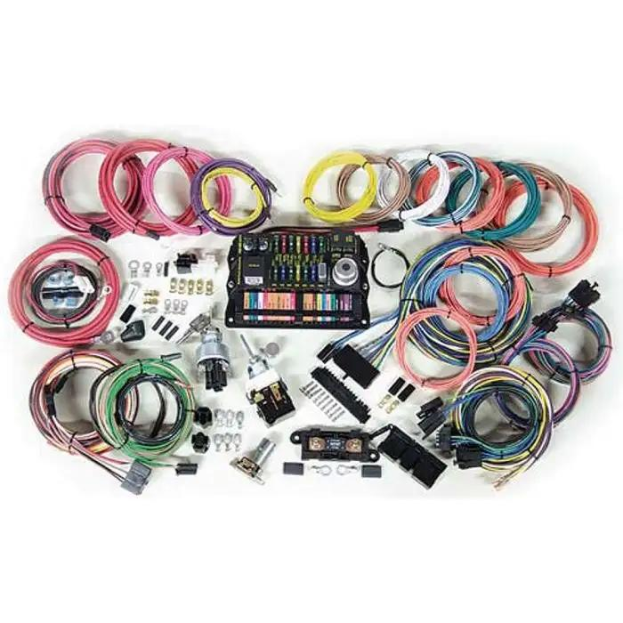 Chevy Wiring Harness Kit, Highway 22, 1949-1954 on wiring light kit, wiring thermostat, fan kit, wiring tools kit, air bag kit, timing belt kit, bumper kit, headlights kit, transmission kit, timing chain kit, exhaust kit, hose kit, coil kit, fuel line kit, strat wiring kit, oil cooler kit, wiring connector kit, car wiring kit,