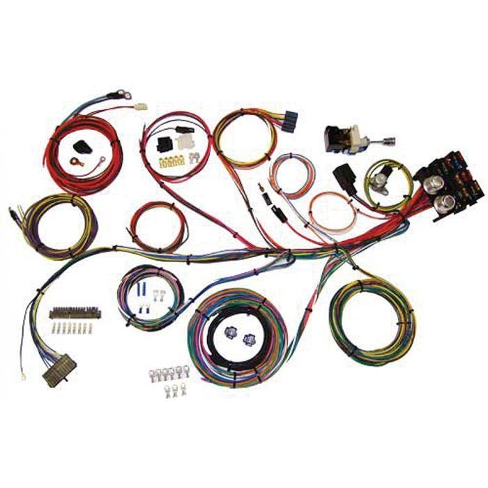 Chevy Wiring Harness Kit, Power Plus 13, 1949-1954Ecklers