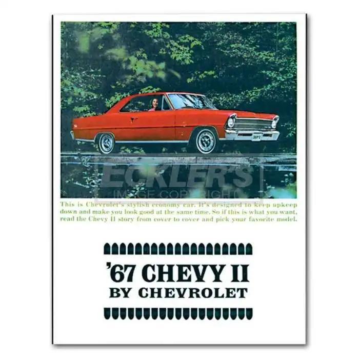 BRONCO 1967 Sales Brochure 67