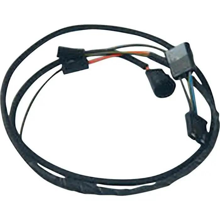 [ZHKZ_3066]  Camaro Kickdown Switch Wiring Harness, Automatic Transmission, Turbo  Hydra-Matic 400 (TH400), 1968-1969 | Original 68 Camaro Wiring Harness Complete |  | Ecklers