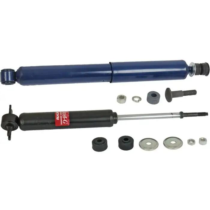 KYB Suspension Pair of Front Shock Absorbers for Chevelle//Monte Carlo//Grand Prix