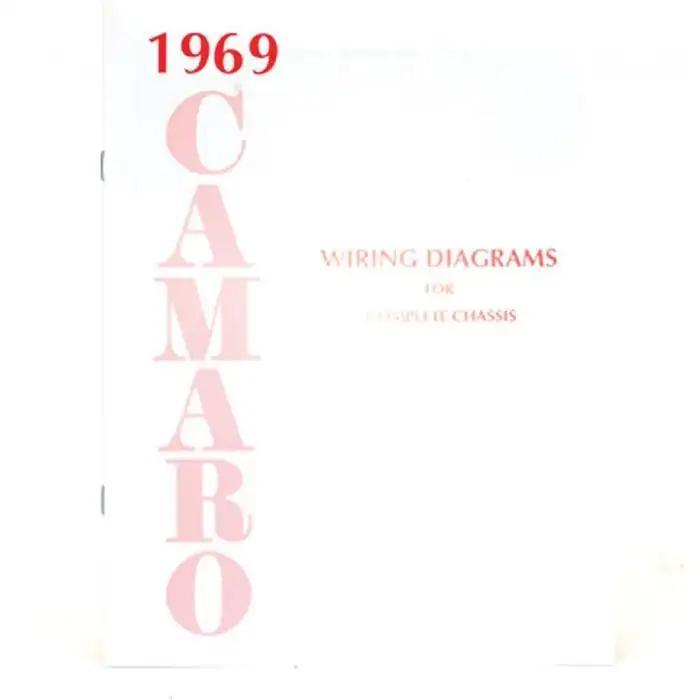 Camaro Wiring Diagram Manual, 1969Ricks Camaro