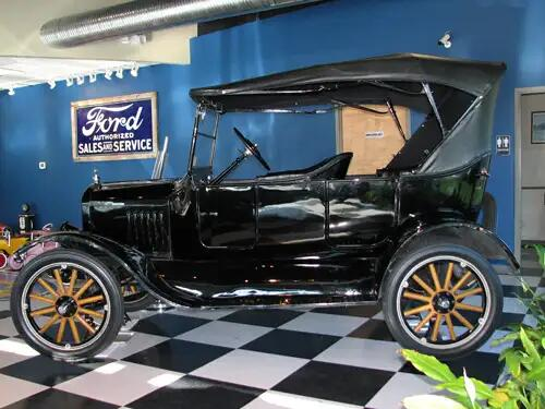 1924 Touring