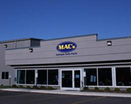 MAC's History - Building