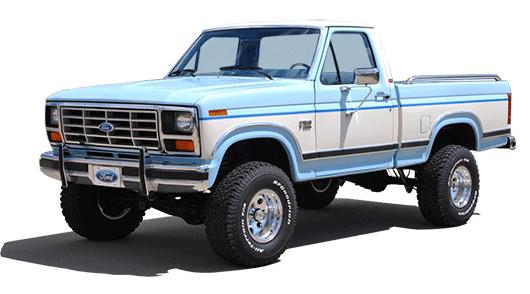 1980 1997 ford pickup auto parts accessories eckler 39 s automotive parts. Black Bedroom Furniture Sets. Home Design Ideas