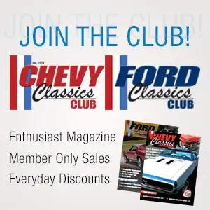 Become a Classic Club Member