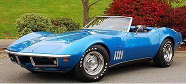 1969 Corvette