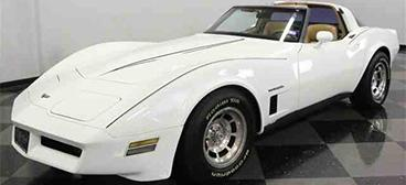 1982 Corvette