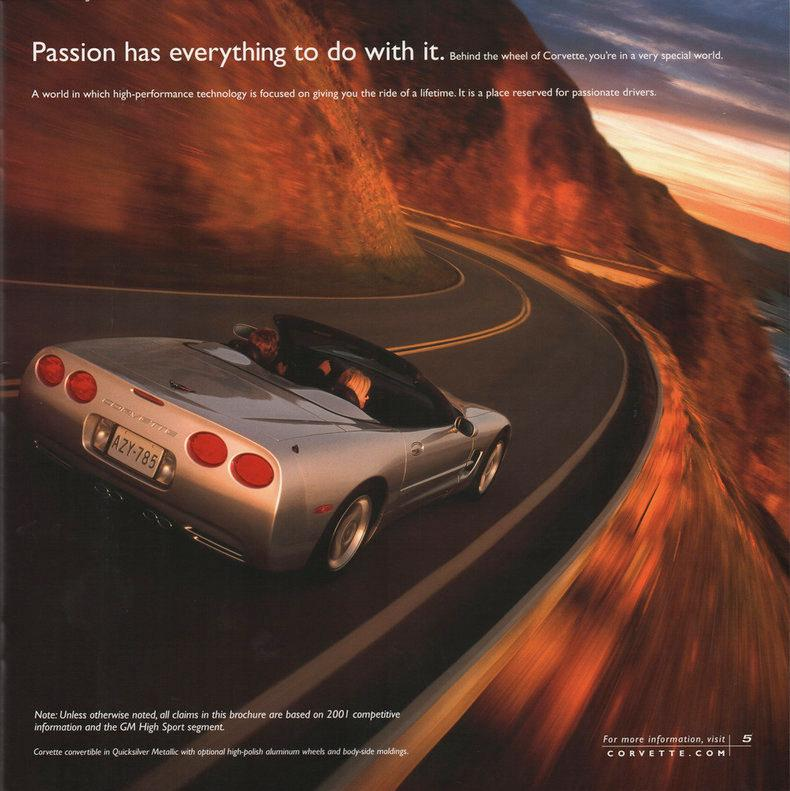2004 Corvette Ad